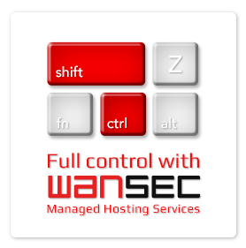 Full control with WANSEC
